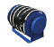 Exhaust gas reels